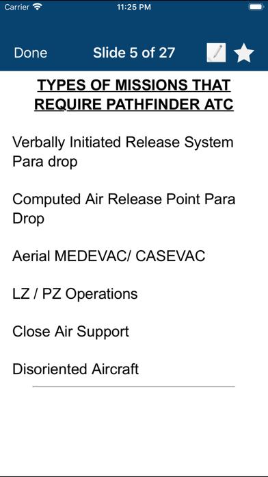 Pathfinder PRO Study Guide screenshot 8