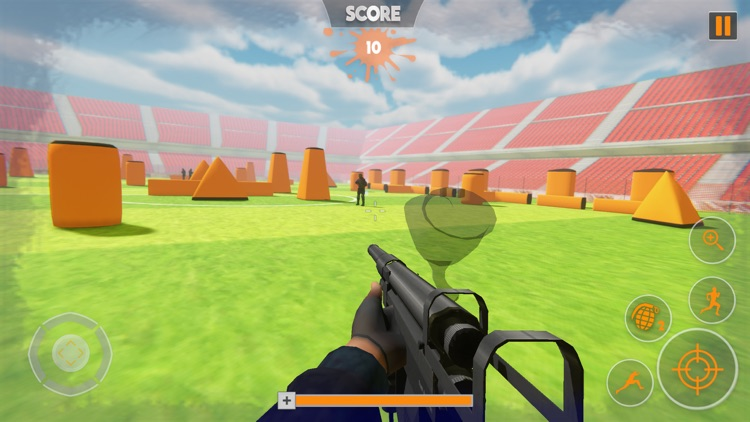 Paintball Arena Challenge screenshot-4