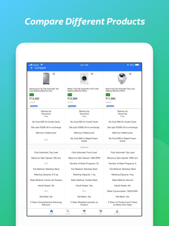 Flipkart - Online Shopping App-ipad-2