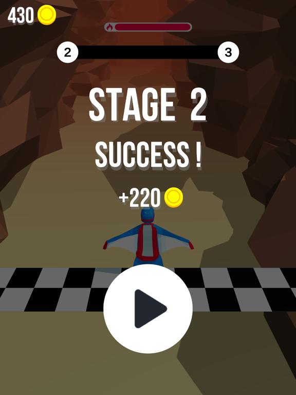 Wingsuit Fall & Break screenshot 8
