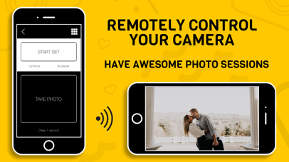 Camera Remote Control App Screenshots