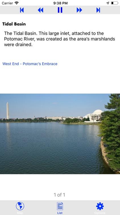 Washington DC Mall Tour screenshot-3