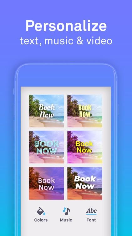 Swish - Simple Video Ad Maker screenshot-4
