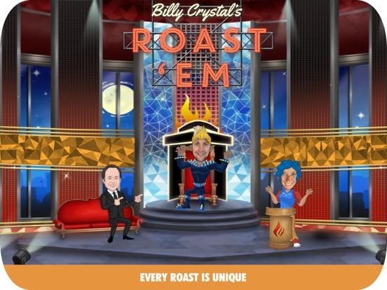 Billy Crystal's ROAST 'EM screenshot 16