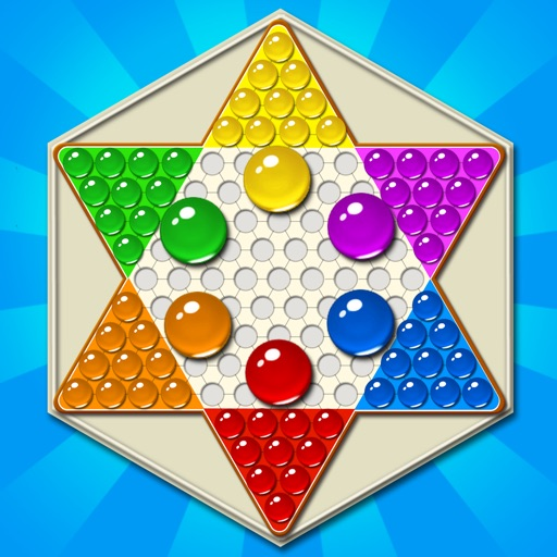 Chinese Checkers HD icon