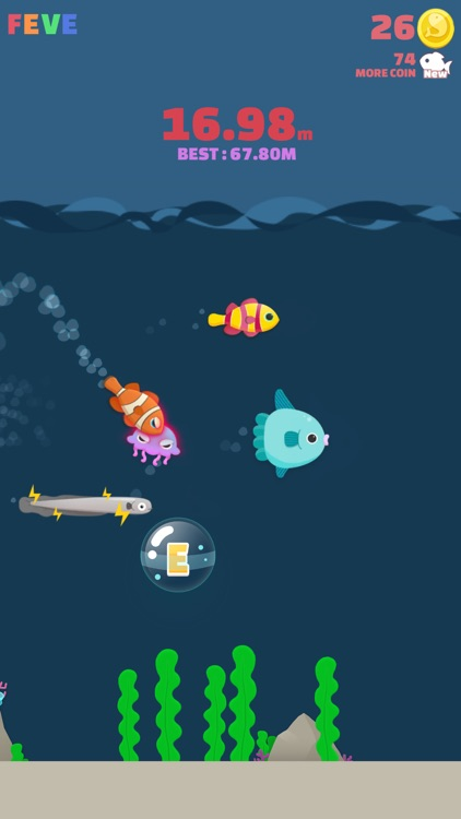 Toy Fish Run screenshot-0