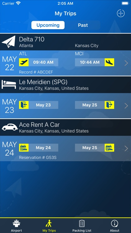 Airport Pro - Flight Tracker screenshot-3