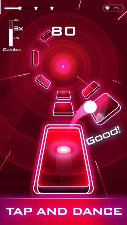 Magic Twist - Piano Hop Games screenshot-0