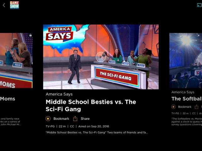 Game Show Network on the App Store