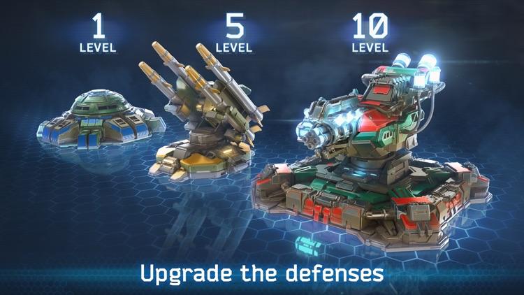 Battle for the Galaxy War Game screenshot-5