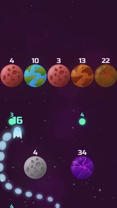 Comets vs Planets! screenshot 6