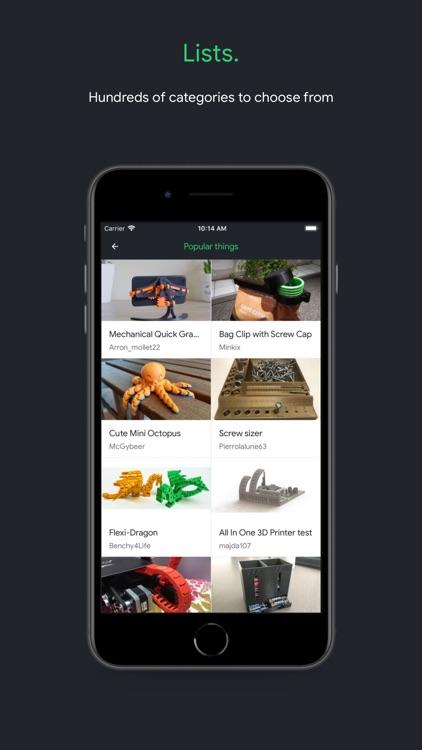 3D Geeks: for 3D Printing screenshot-5
