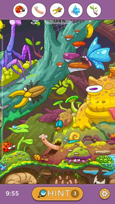 Hidden Objects - Fantasy World screenshot 1