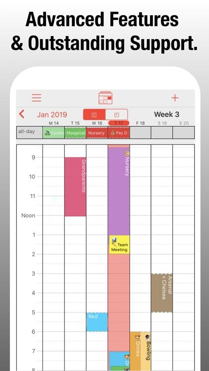 PocketLife Calendar screenshot-6