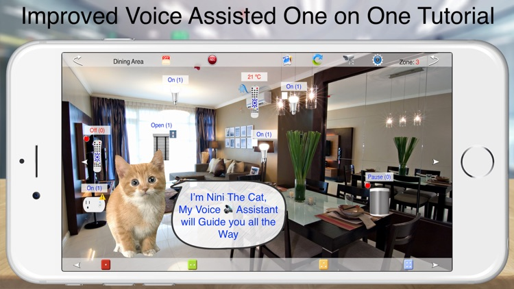 HOS Smart Home All In One Live screenshot-7