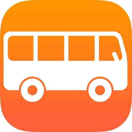 ZippyBus-расписание транспорта