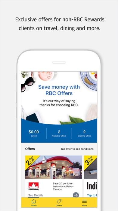 RBC Rewards - Revenue & Download estimates - Apple App Store - Canada