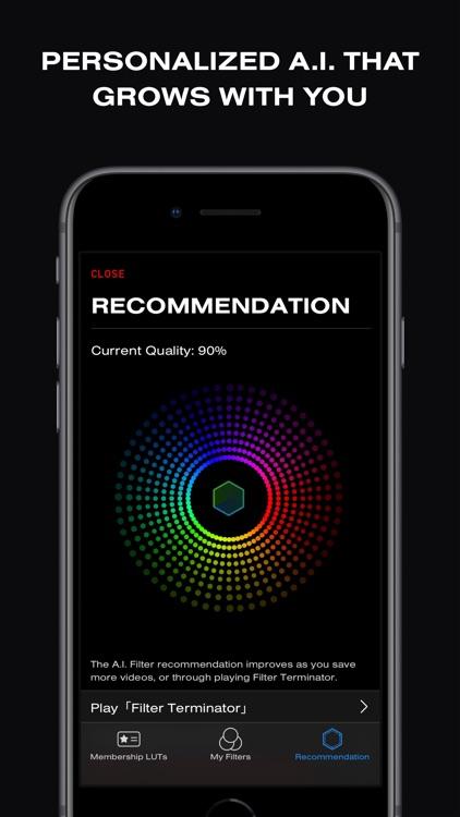 24FPS - Video Filter & LUT screenshot-5