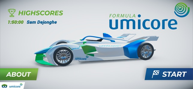 Formula Umicore on the App Store