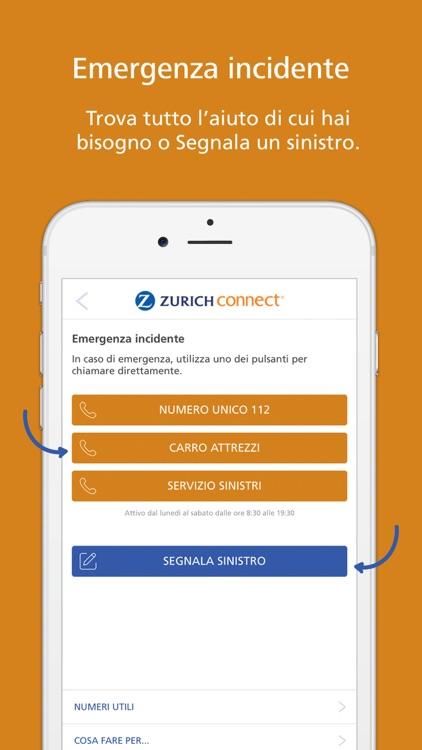 Zurich Connect Assicurazione screenshot-4