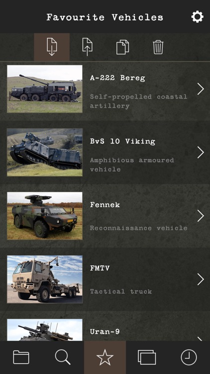 Modern Military Vehicles screenshot-5