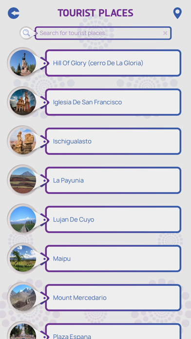 Mendoza Tourist Guide screenshot 3