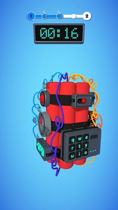 Bomb Bang 3D! screenshot 3
