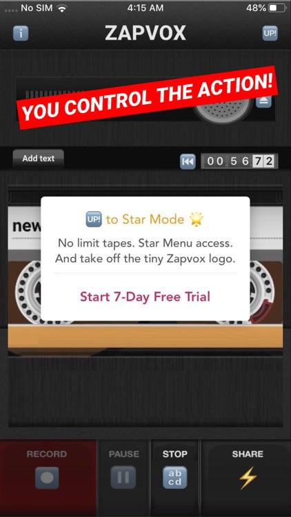Zapvox Photo Communicator screenshot-7