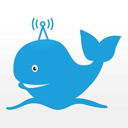 蓝鲸FM-电台直播调频收音机