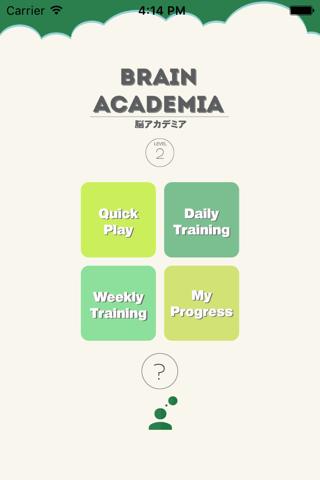 Brain Academia 2 - náhled