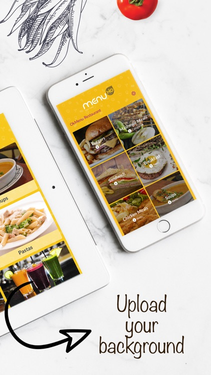 Ok Menu - Restaurants Menu App screenshot-1