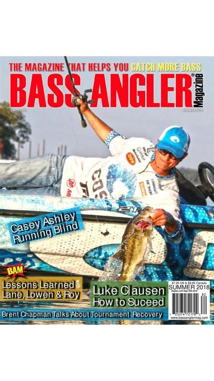 Bass Angler Magazine screenshot-3