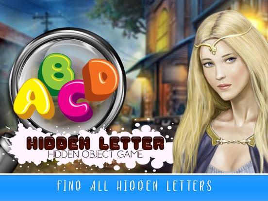 Find Hidden Letters screenshot 6