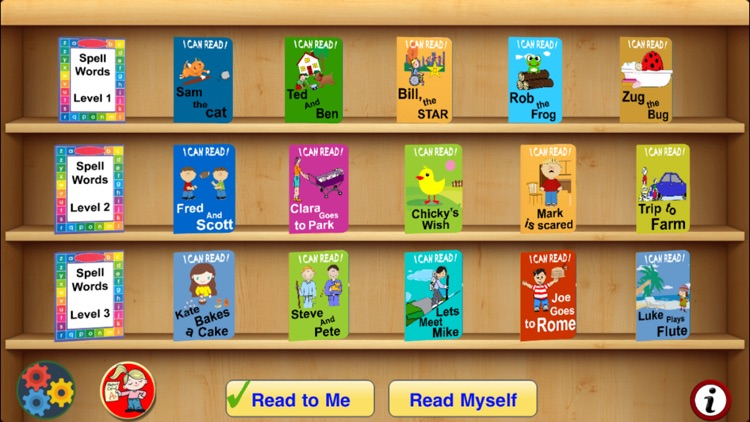 I can Read - Ready for Phonics
