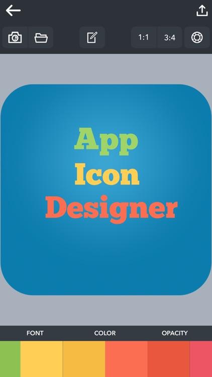 App Icon Designer