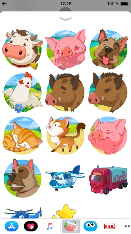 Jolly Days Farm - Sticker Pack