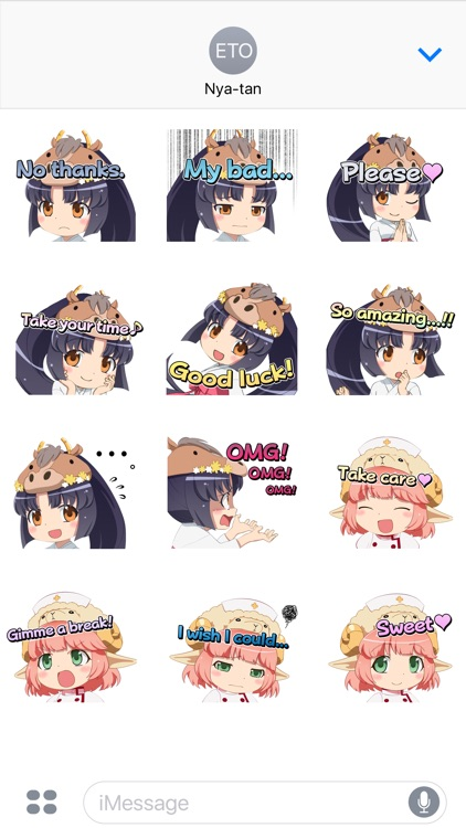 ETOTAMA Sticker Pack 2