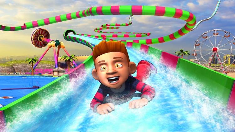 3D Aqua Amusement Recreation screenshot-3