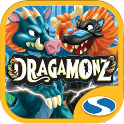 Dragamonz AR Battle