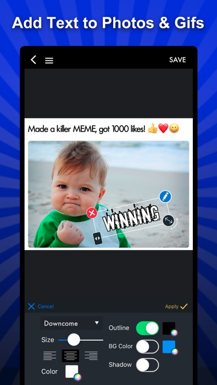 MEME Maker MEME Creator Pro