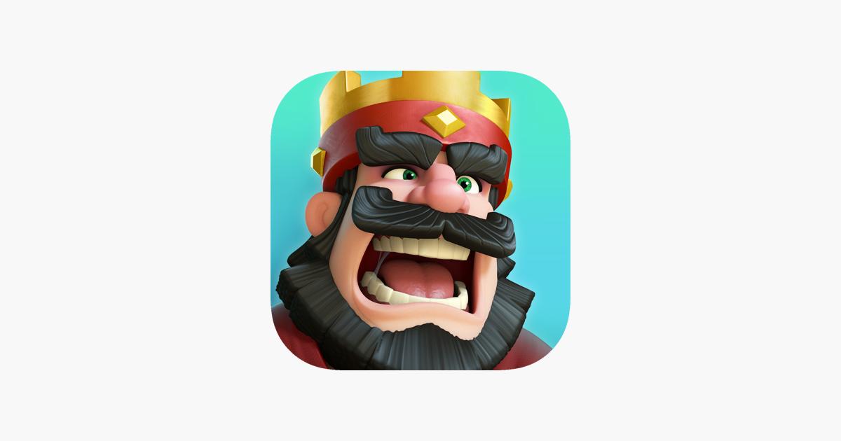 Clash Royale En App Store
