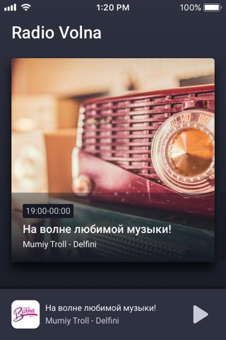 Radio Volna - náhled