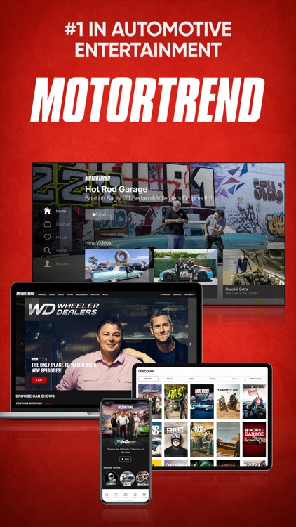 MotorTrend: Watch Top Gear Now screenshot-4