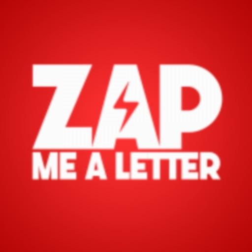 Zap Me A Letter icon