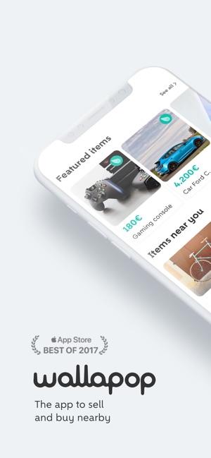 Wallapop on the App Store