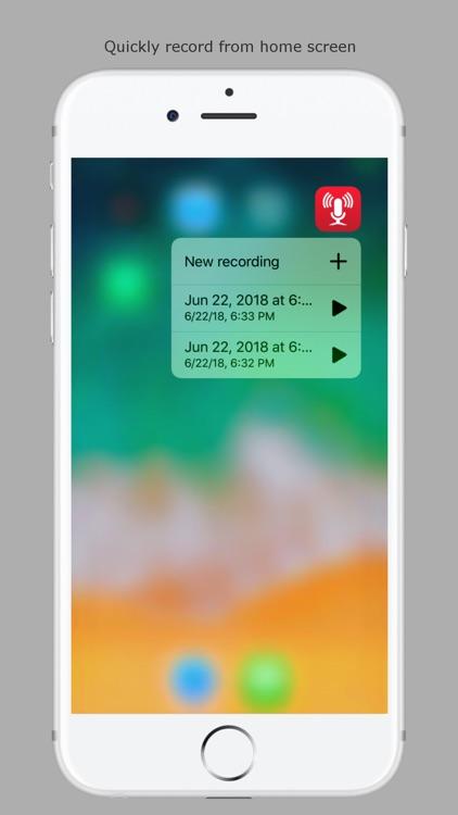 Smart Recorder and transcriber screenshot-8