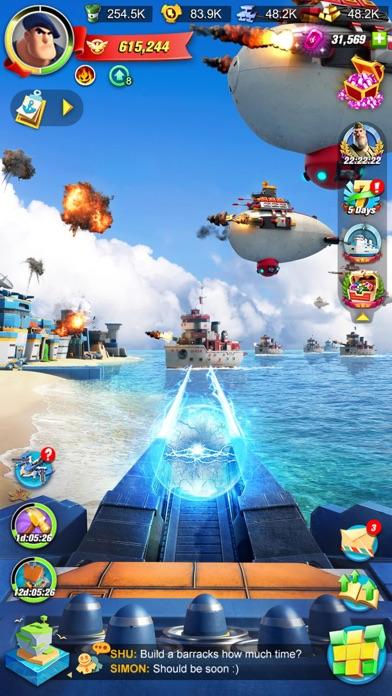 Sea Game: Mega Carrier for windows pc