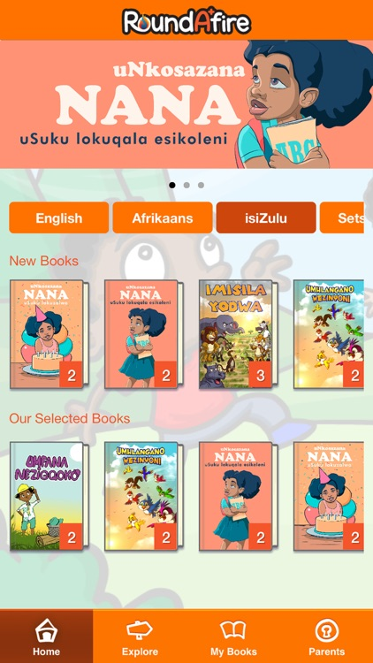 Roundafire - Children's Books screenshot-8