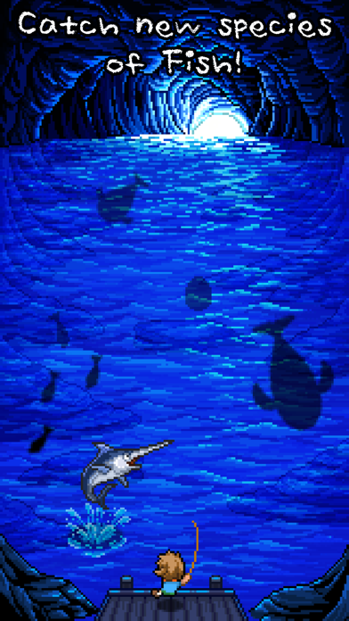 Fishing Paradiso Screenshot on iOS