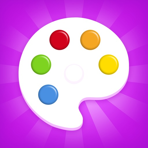 Fun Colors - раскраска
